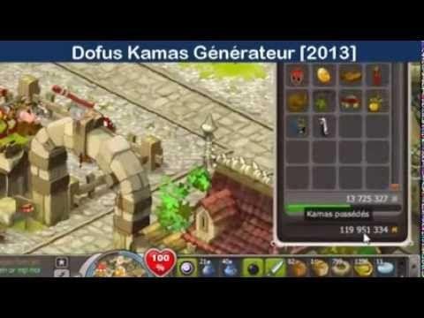 Generateur de Kamas Dofus Gratuit: Comment avoir des Kamas Dofus Gratuit 2013