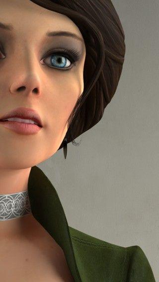 bioshock infinite, видео игры, элизабет, bioshock, infinite