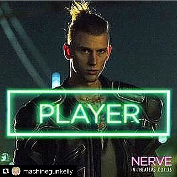 machine gun in nerve
