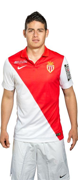 #10 James Rodriguez - Monaco