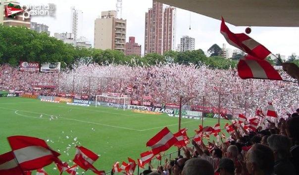 Estadio del C.A.Estudiantes de La Plata, (calle 1 y calle 57)