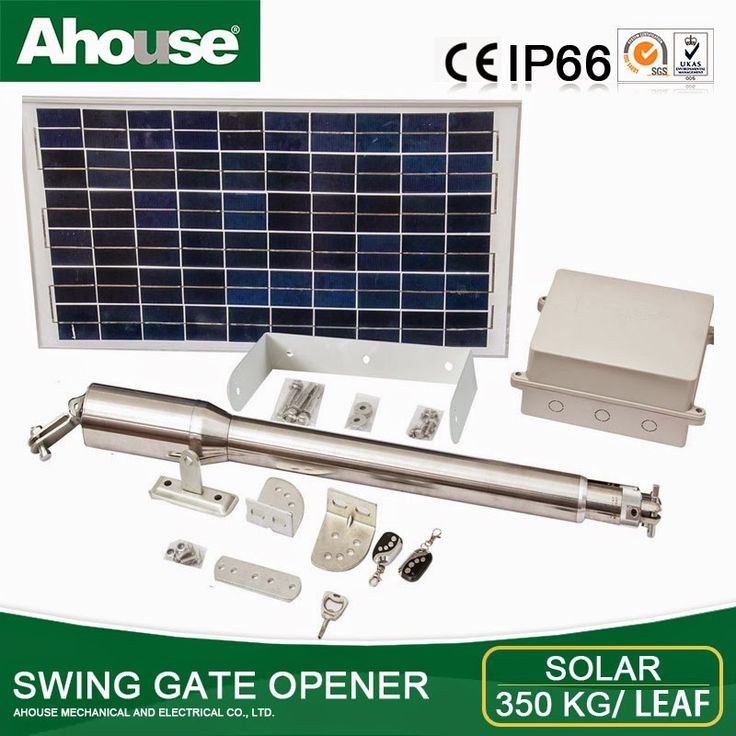 Best ideas about automatic gate opener on pinterest
