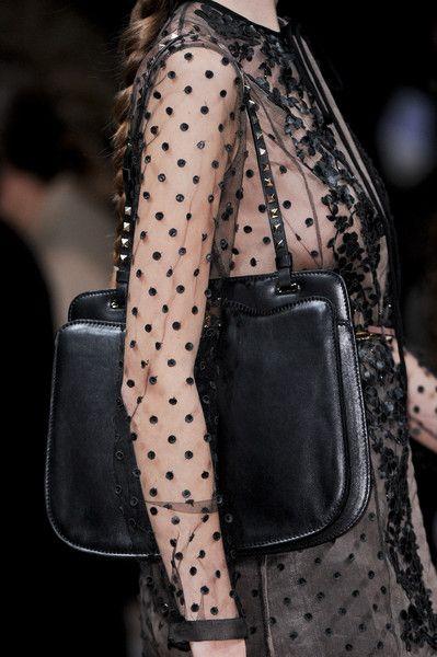 Valentino at Paris Fashion Week Spring 2011