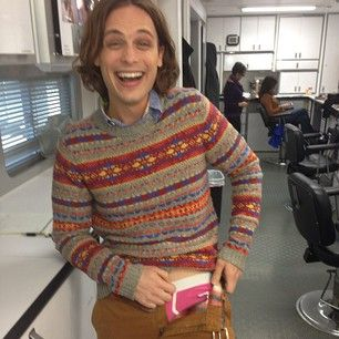 Just perfect. | Why Matthew Gray Gubler Is The Nerd Of Your