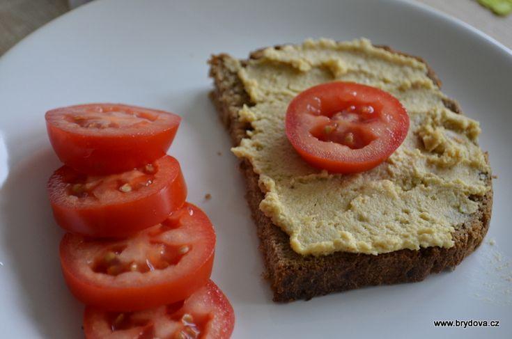 Hummus aneb cizrnová pomazánka