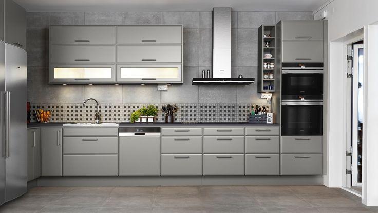 Drømmer du om å bytte kjøkken? Her kan du designe og bygge ditt eget kjøkken direkte på vår hjemmeside. Prøve deg fram i Drømmekjøkkenets kjøkkensimulator!