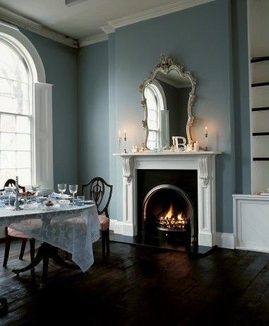 The Victorian Collection from Chesney's.    A new freedom in the use of architectural form and ornamentation emerged in the Victorian age which is reflected in the fireplace designs of the period.  The Buckingham  The Buckinghm has finely carved corbels, fielded panels and a reeded mantle shelf, shown here in white marble with the ornate arched register grate and black slate hearth.   www.topstak.co.uk