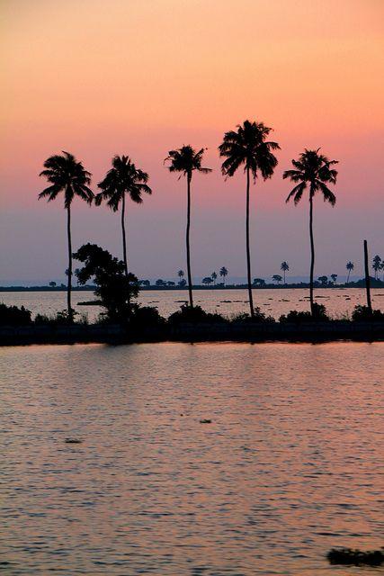 The Keralan-sunset, Kerala, India - Flickr - Photo Sharing!