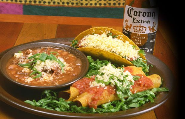Montezuma's - Mexican food - one of my very faves