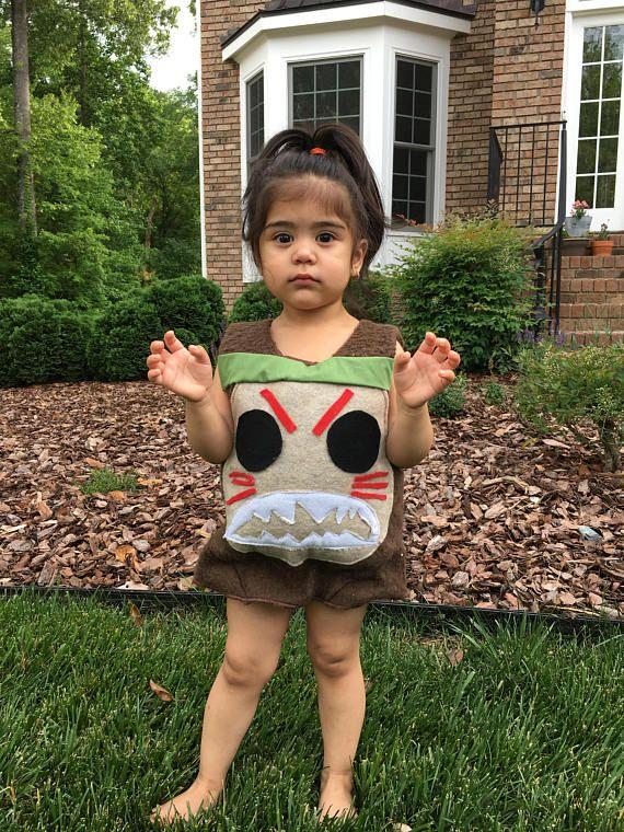 Moana Kakamora Coconut Pirate Halloween Costume for Infants