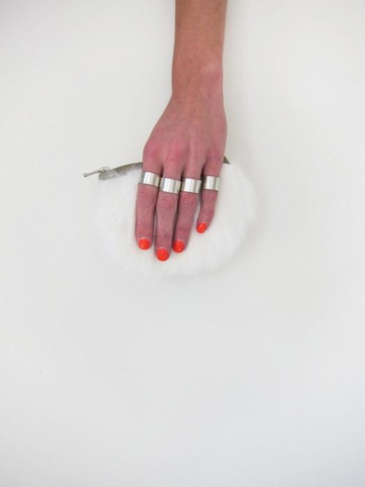 Kat Seale: Simple Band, Kat Seals, Skin Sekta, Kat Seale I, Sparkle Swag, Rings, Fake Nails, Outfit Stuffed, Silver Skin