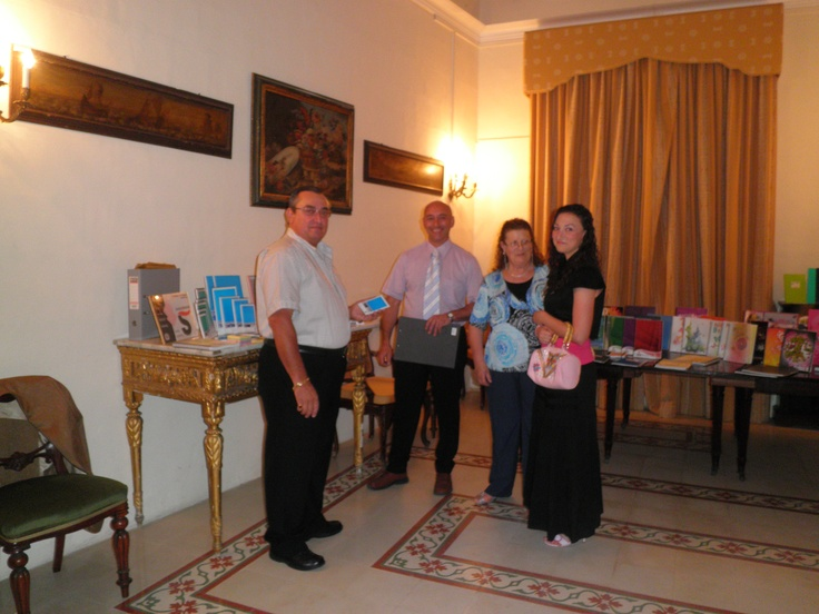 Stationery & Office event in Malta