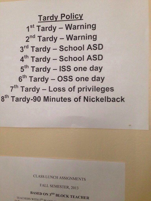 This creative policy-maker: | 26 Teachers Who Clearly Love Their Jobs