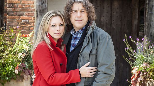 This is a preemptive pin as this weekend sees the start of a new series of Jonathan Creek, starring comedian and QI vet, Alan Davies. Very excited for this one.