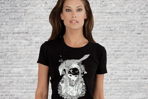 Midnight Summer Dream - Girls T-shirt