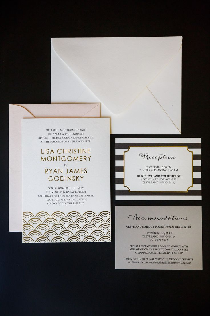 90 best invitaciones images on pinterest stationery invitation invitations art deco invitationscleveland weddingwedding monicamarmolfo Image collections