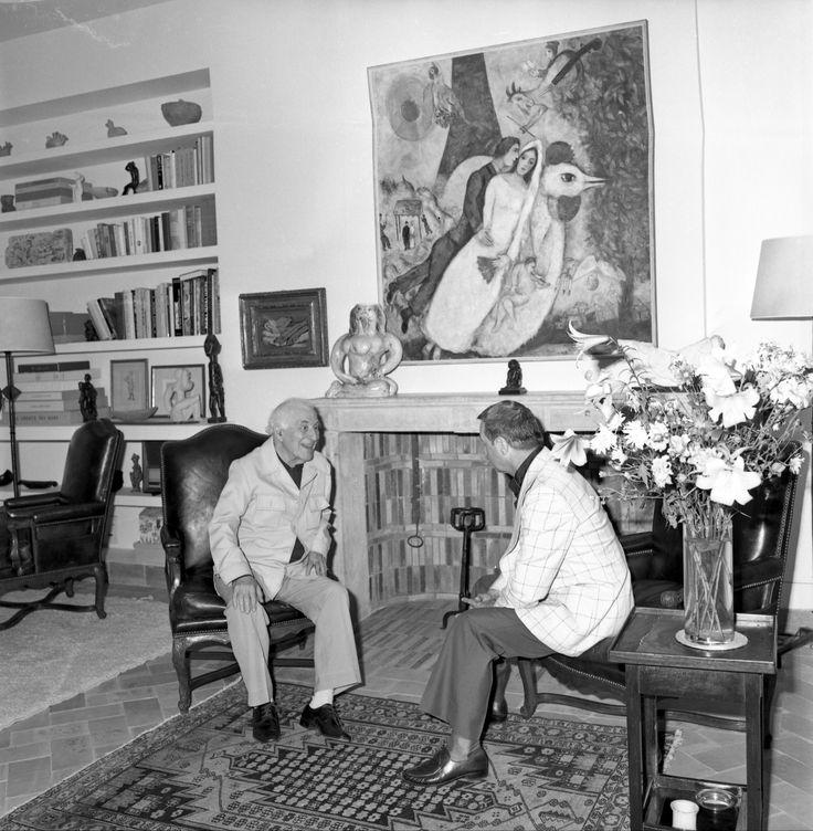 Marc chagall et la bible for Acheter une maison a saint paul de vence