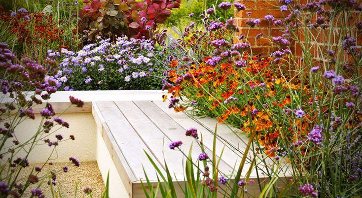 Garden Designer Sue Townsend | Suffolk Garden Design