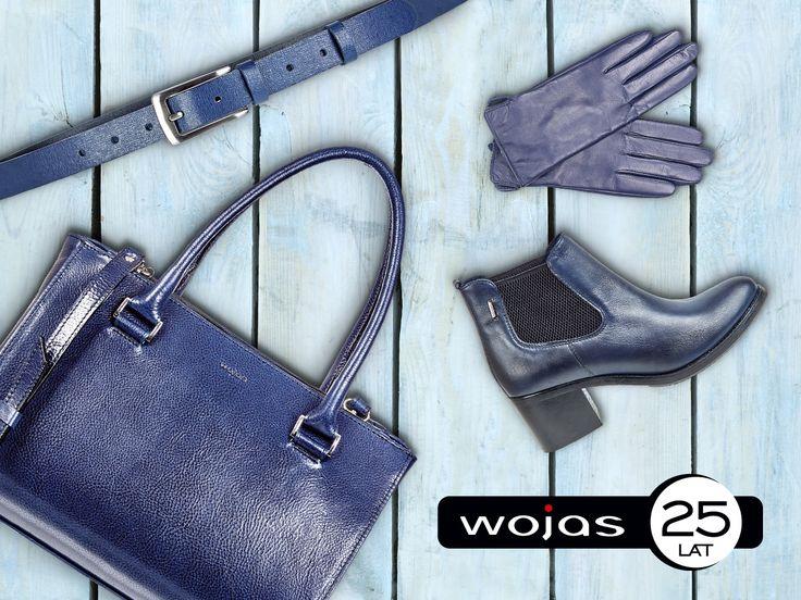 Obuwie i dodatki w odcieniu grantu.  Zapraszamy do salonów firmowych Wojas i sklepu online na www.wojas.pl!