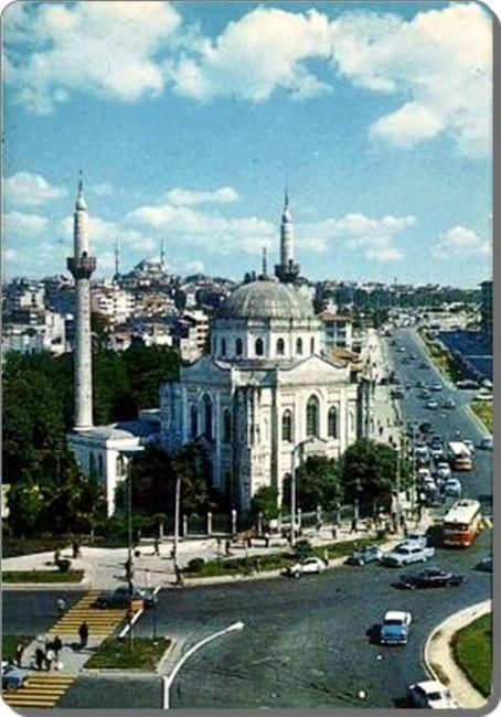 Aksaray Meydanı - 1960-lar