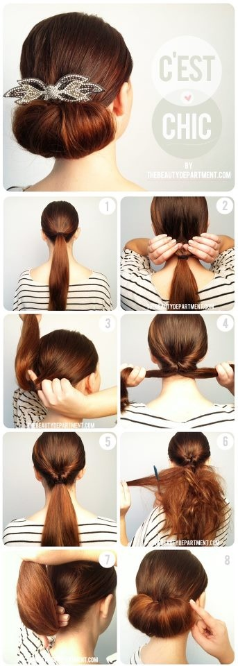 My hair does not do these styles. Ever.