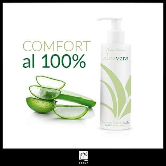 Linea Aloe Vera Fm Group Emulsione detergente per l'igiene intima Euro 10,90