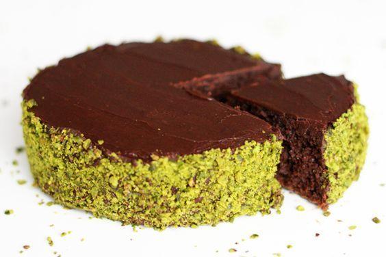 Chokoladekage med kardemomme - kardemommekage - Nemesis med kardemomme