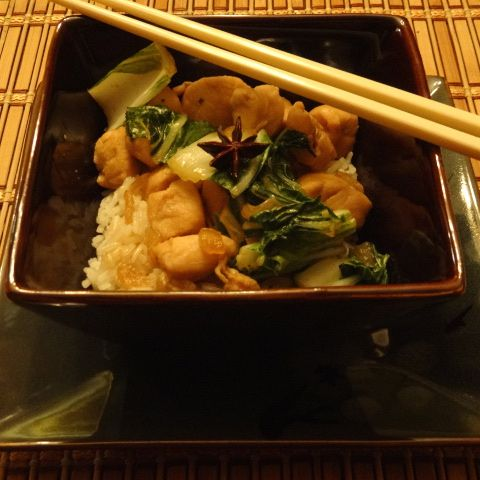 Takeout at Home: Three Tea Cup Chicken | Posts | Pinterest | Tea Cups ...