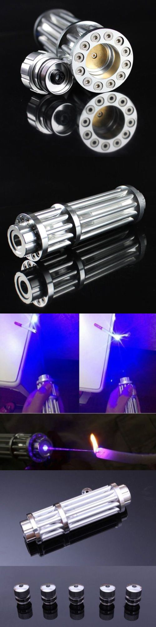 Laser Pointers: Military 1W 405Nm Blue Purple Laser Pointer Pen Power Beam Burn Cigarette Match -> BUY IT NOW ONLY: $65.99 on eBay!