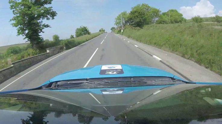 Mark Higgins Isle of Man TT Full Course Tour 2016 - Subaru STI