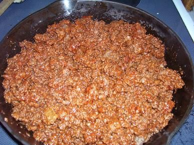 Sloppy Joes - never eaten them, MUST try this recipe! :)