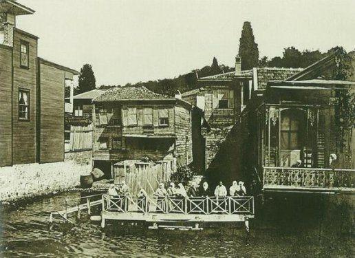 Niyazi Kaptan Yalısı... Beykoz 1907