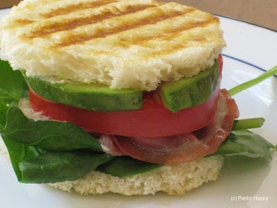 California BLT Mini-Panini Recipe | Panini Happy®