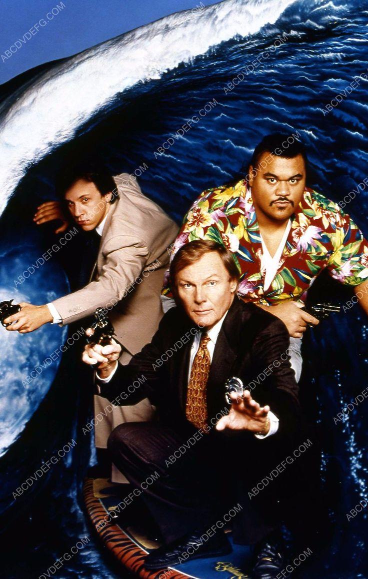 Adam West Billy Morrissette Peter Navy Tuiasosopo TV Danger Theatre 35m-3524
