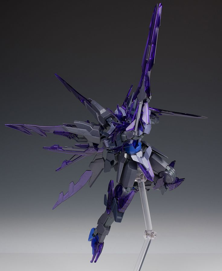 [FULL DETAILED REVIEW] HGBF 1/144 TRANSIENT GUNDAM GLACIER: No.51 Big Size Images http://www.gunjap.net/site/?p=316142