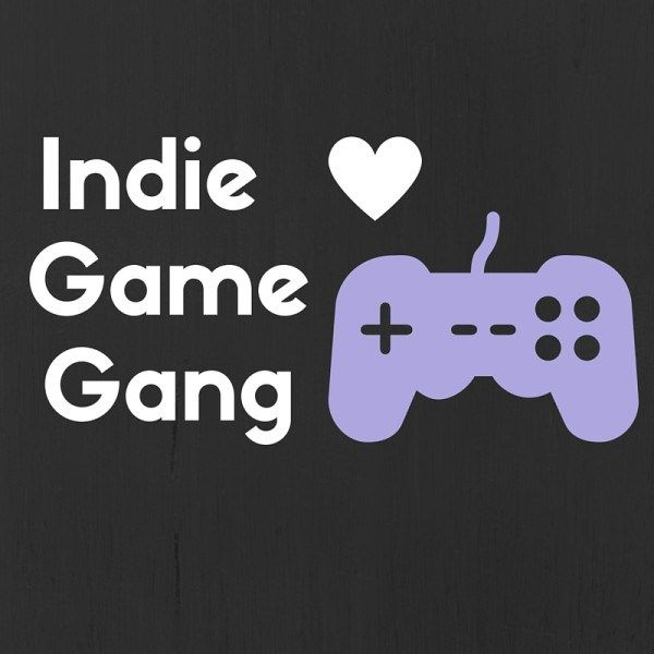 It's like a book club for indie games!!  Indie Game Gang   Gamerwife.com