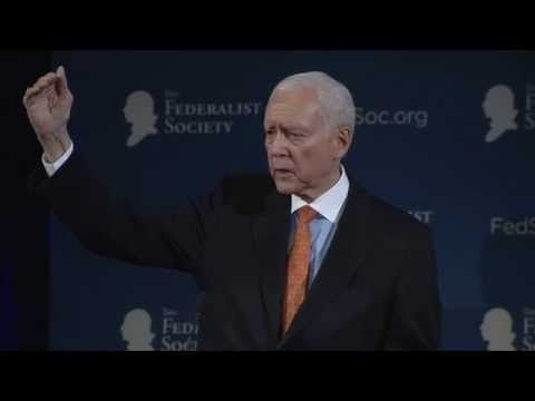 Progressives are just 'straight old dumbass liberals,' says GOP senator - BizPac Review Utah Sen Orrin Hatch has been around long enough to hear libs make their case countless ways so they're NOT fooling him this time either. 11-17-14
