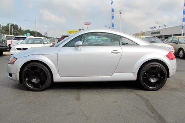 2001 Audi TT 1.8L Quattro Under $5000 in Denver, Ohio --- Used Audi TT 2000-2006: Where to find the cheapest ones for sale (http://www.autopten.com/autoblog/used-audi-tt-2000-2006-where-to-find-cheapest-ones-for-sale#audi-tt)