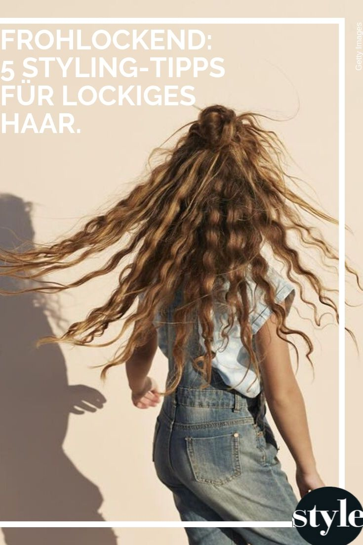 Curly Girly 5 Styling Tipps Fur Lockiges Haar Lockige Haare Styling Tipps Haare