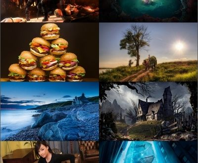 Desktop Wallpapers - Miscellaneous 258 pics (2014)