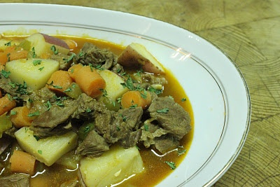 Beef stew with beer and paprika - my version! | Yummy! | Pinterest ...