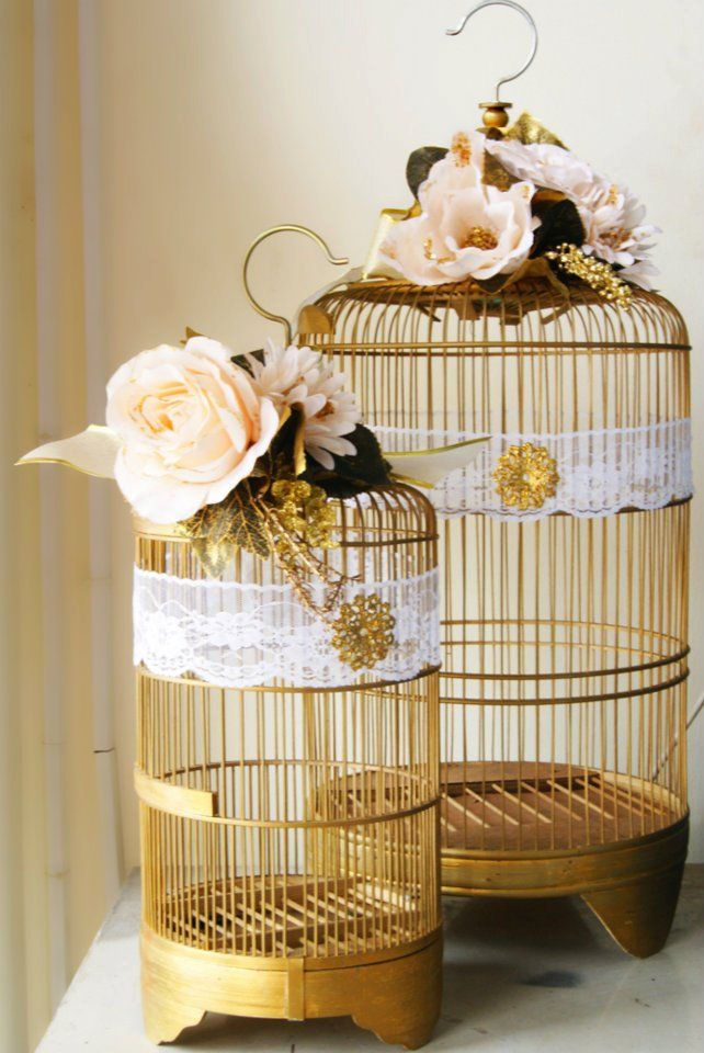 Bird Cage for Seserahan #wedding #gift #tradition