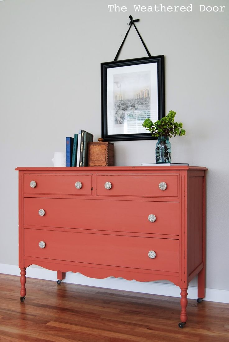 Coral Painted Rooms 872 Best Pink Coral Painted Furniture Images On Pinterest