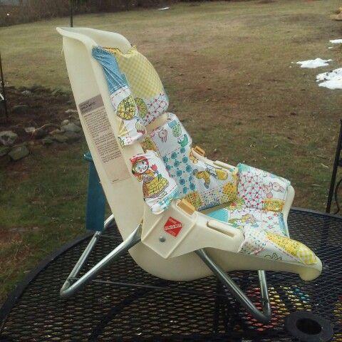 Vintage Baby Seat 82