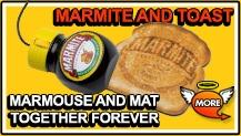 Marmite on toast :)