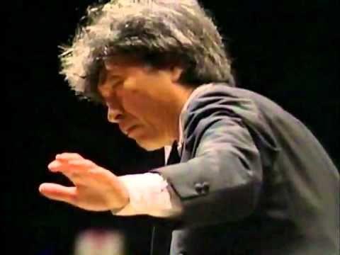 SEIJI OZAWA & New Japan Philharmonic - Toru Takemitsu Works Pt.1/5 - YouTube