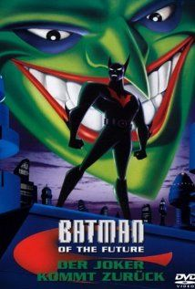 """Voice director Andrea Romano had a ball on """"Batman Beyond: Return of the Joker,"""" including Hitchcocking as a hysterical young Robin, casting Dean Stockwell (""""The Boy With Green Hair"""") as an older Robin, and having Mark Hamill (aka Luke Skywalker) as the Joker get his hands on satellite lasers (part of the SDI initiative in the 80s), involving him once more in """"star wars""""!"""