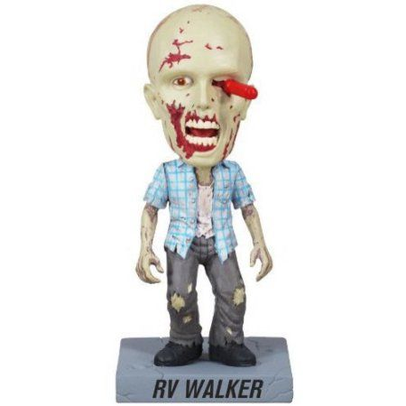 Funko Wacky Wobbler: The Walking Dead - Rv Walker, Multicolor