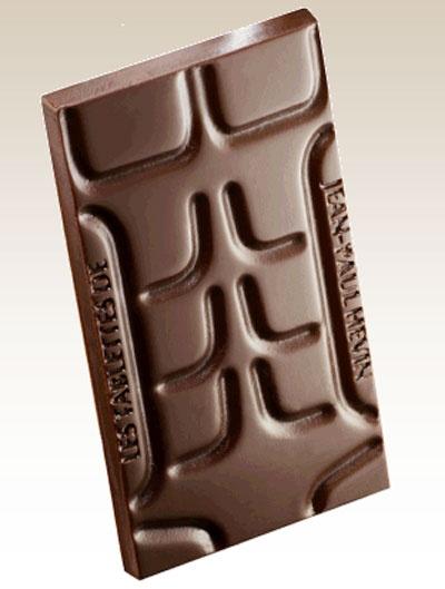 abdominal chocolate bars jean paul hevin paris france