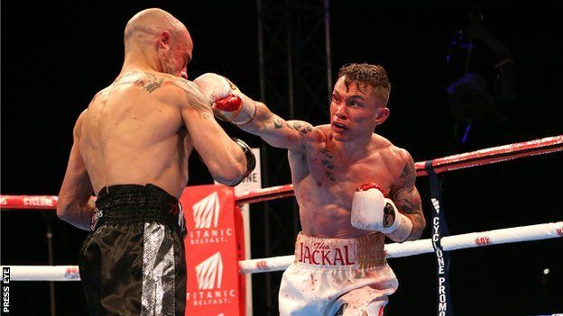Carl Frampton: World champion to fight Chris Avalos on 28 February